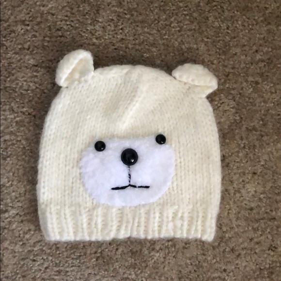 Accessories - Polar Bear Hat